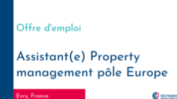 Assistant.e property pole Europe